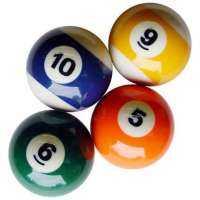 Billiard Balls Manufacturers