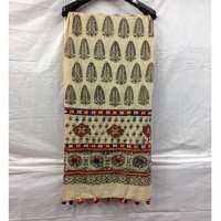 Hand Block Printed Dupatta Manufacturers