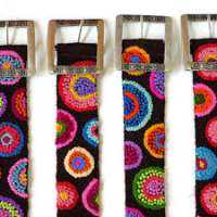 Embroidered Belts Manufacturers