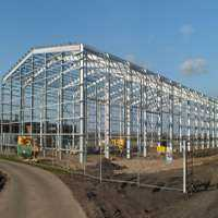 Structural Steel Work Services Manufacturers
