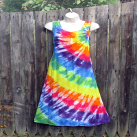 Women Tie Dye Dress Manufacturers