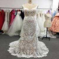 绣花婚纱 制造商