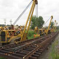 Railway Tracks Maintenance Services Manufacturers
