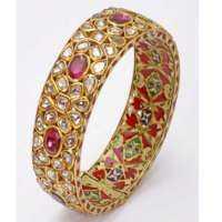 Kundan Meena Bangle Manufacturers