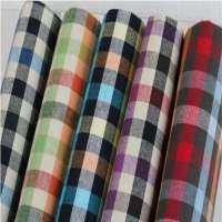 Check Shirting Fabric Manufacturers