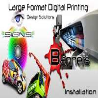 Signage Printing Services Manufacturers