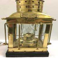 Brass Ship Lamps Manufacturers