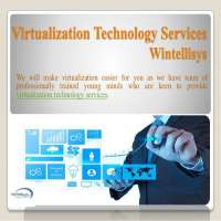 Virtualization Technology Services Manufacturers