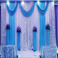 Wedding Curtains Importers