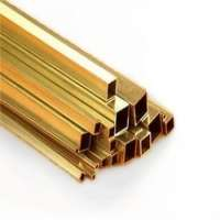 Brass Square Pipe Manufacturers