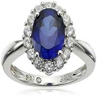 Blue Sapphire Ring Manufacturers