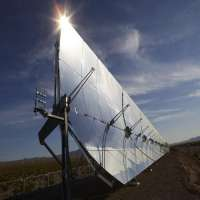 太阳能抛物面聚光器 制造商