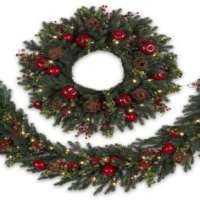 圣诞花环和花圈 制造商