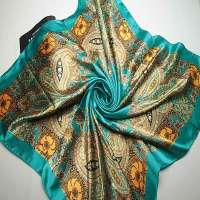 Polyester Scarves Manufacturers