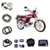 摩托车车身零件 制造商