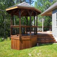 Backyard Gazebos Manufacturers