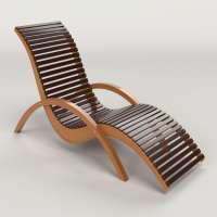 木制休闲椅 制造商