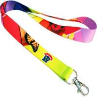 Dye Sublimated Lanyard Manufacturers
