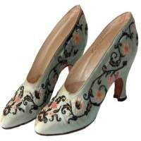 Embroidered Footwear Manufacturers