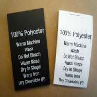 Polyester Label Manufacturers