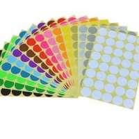 Multicolor Stickers Manufacturers