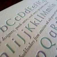 Letterpress Printing Manufacturers