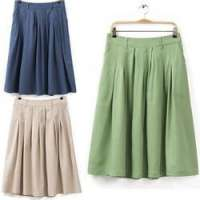 Womens Cotton Skirts Manufacturers