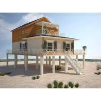 Prefabricated Beach House Importers