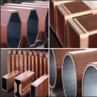 Copper Mould Tubes Manufacturers