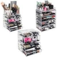Acrylic Cosmetics Display Manufacturers