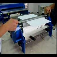 Gluing Machinery Manufacturers