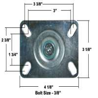 Plate Caster Manufacturers