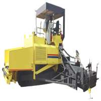 Hydrostatic Sensor Paver Finishers Manufacturers