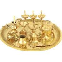 Brass Pooja Items Manufacturers