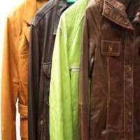 Leather Garments Manufacturers