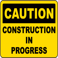 Construction Signs Manufacturers