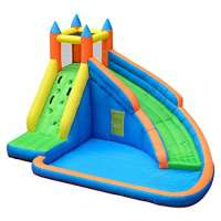 Inflatable Water Slide Manufacturers