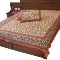 Sanganeri Printed Bedsheet Manufacturers