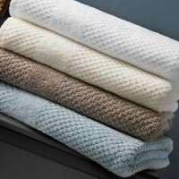 蜂窝毛巾 制造商