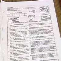 答案纸印刷服务 制造商