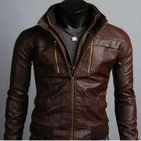 男士皮革外套 制造商