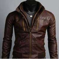 Mens Leather Coat Manufacturers