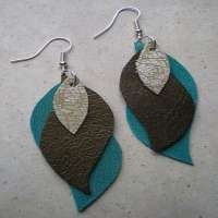 Leather Earring Manufacturers