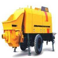 混凝土拖车泵 制造商