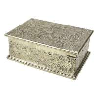 White Metal Jewelry Box Manufacturers