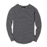男子条纹T恤 制造商
