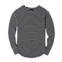 Men Striped T-Shirts Manufacturers