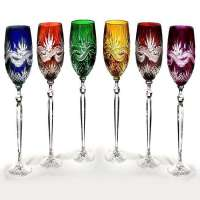 Colored Crystal Glass Manufacturers