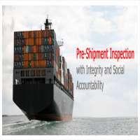 Pre Shipment Consultancy Service Manufacturers