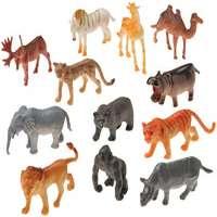 野生动物玩具 制造商